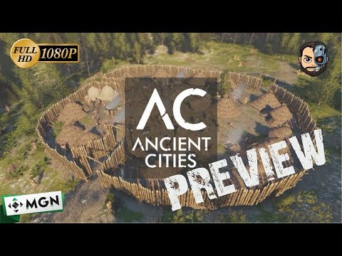 PREVIEW DE UN GRANDISIMO JUEGO #00 - Ancient Cities - 1080p Gameplay en ESPAÑOL