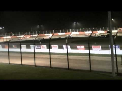 Millstream Speedway Modified Feature 8-30-2015
