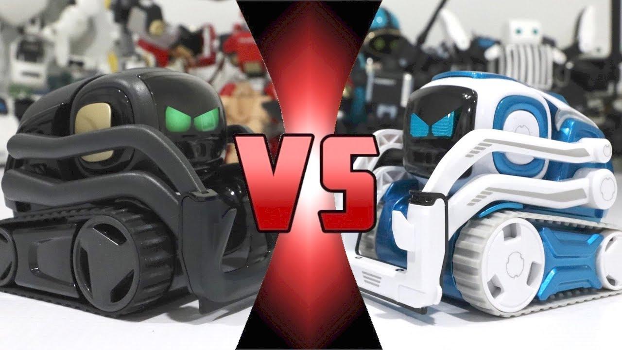 ROBOT DEATH BATTLE! - VECTOR VS COZMO - Limited Edition (ULTIMATE ROBOT  DEATH BATTLE!)