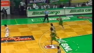 2000 G2 Benetton Treviso vs Paf Fortitudo Bologna