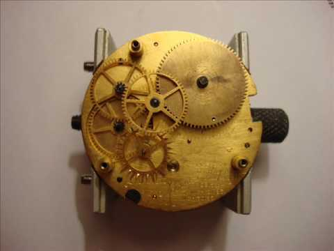 Duplex escapement pocket watch project youtube for Watch duplex free online