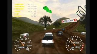4X4 Evo Sega DReamcast Gameplay HD