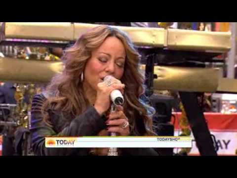 Mariah Carey  HATEU    Today Show 10022009