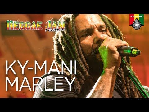 Ky-mani Marley Live at Reggae Jam 2017