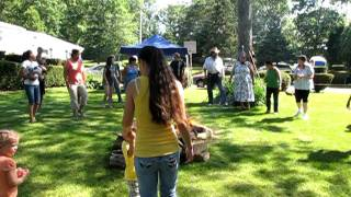 Welcome Circle Dance 2 - At the Wiquapaug Pequot Tribal Gathering