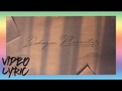Radhini - Bahagia Menanti ( Ost. Bawang Merah Bawang Putih ) Video Lyric