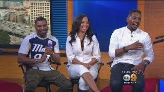 Bill Bellamy, Ginuwine Star In 'Married But Single Too'
