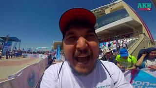 Иссык-Кульский марафон-2019: пробежать 10 км и не умереть)))