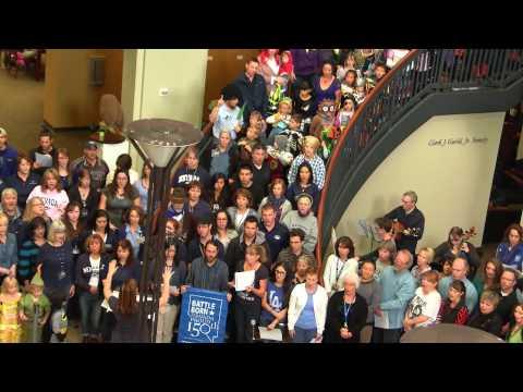 Home Means Nevada Singalong - 10/30/2014 University of Nevada, Reno Mathewson IGT Knowledge Center