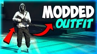 GTA 5 Online - *NEW* MAKE A MODDED OUTFIT USING CLOTHING GLITCHES! - After Patch 1.37/1.40!