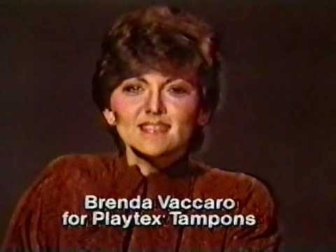1980 ads Playtex tampons