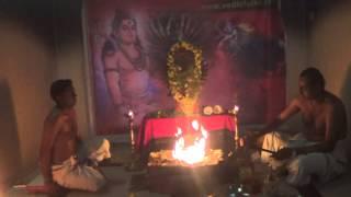 Neelalohitan Rudra homam part 4