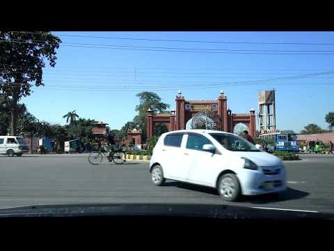 Faisalabad 🌇 Satiana Rd to Agriculture University | Punjab | Pakistan 🇵🇰