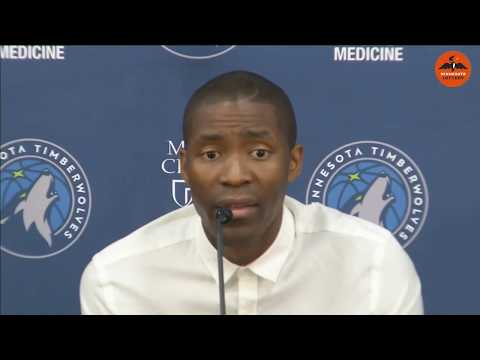 Wolves introduce free-agent signing Jamal Crawford
