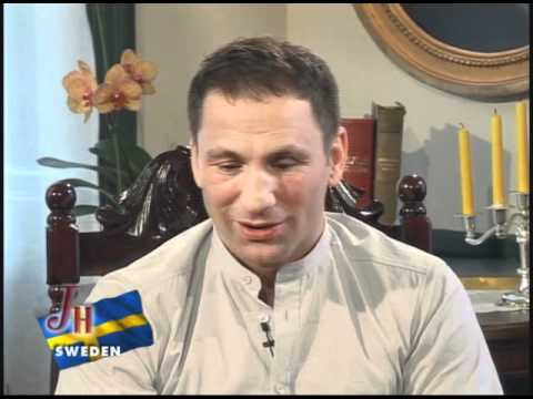Journey Home - Former International Boxing Champion - Marcus Grodi w Paolo Roberto - 11-15-2010.flv