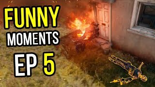 PUBG: Funny Moments Ep. 5