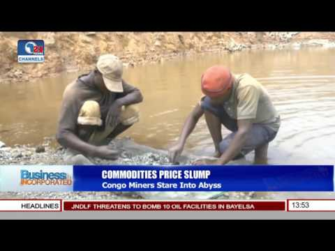 Business Incorporated: Commodities Prices Threatens Mining Industry In Congo