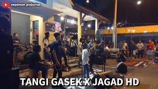Tangi Gasek x Jagad Hd   Angel - Denny Cakan x Cak Percil ( Live Plaza Temanggung )