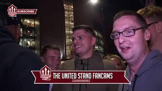 Luke Shaw Has Bounced Back | Fan Cam | Man Utd 2 - Leicester 1