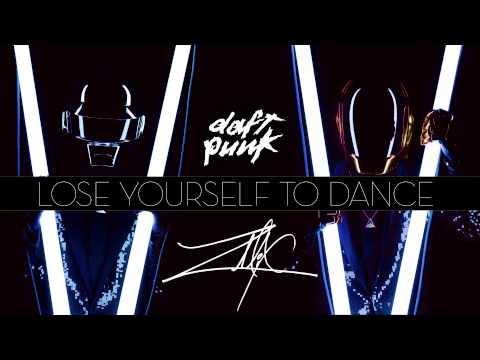 Daft Punk - Lose Yourself To Dance [ZMiX Remix]