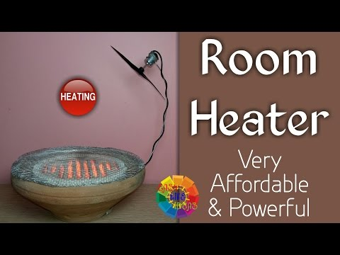 Room Heater ( Very Affordable & Powerful )