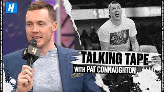 KOT4Q AND PAT CONNAUGHTON TALK TAPE!