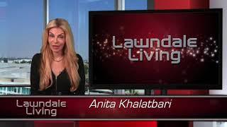 Anahita Khalatbari introducing Larry Rudolph Park