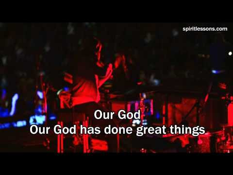 Greater Than All - Hillsong Live (Cornerstone DVD 2012 Album) Subtitles (Worship Song to Jesus)