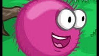 Новый Мультик для детей - Розовый шарик Пушистик. Колобок Пушистик. Мультик про Шар.  New cartoon