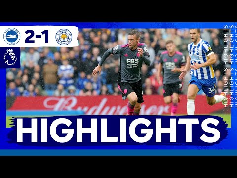 Foxes Frustration At The Amex | Brighton 2 Leicester City 1