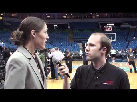 Rebecca Lobo: Basketball Broadcasting Ambassador