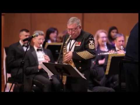 Tosca Fantasy - Dale Underwood Saxophone, Col  Arnald Gabriel Conductor