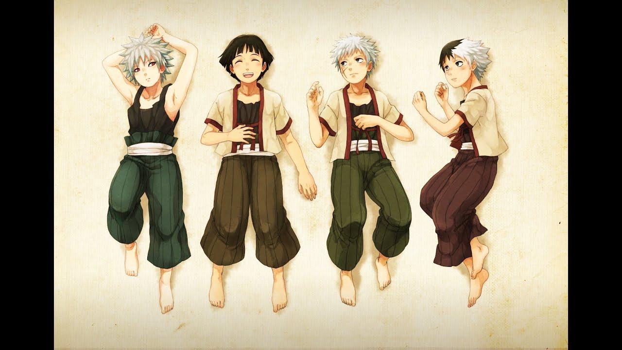 Naruto shippuden: Senju clan (All members) - YouTube