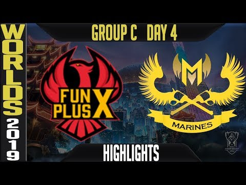FPX vs GAM Highlights Game 1 | Worlds 2019 Group B Day 4 | FunPlus Phoenix vs GAM Esports