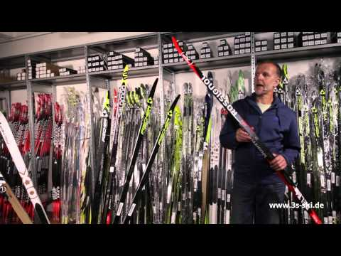 Langlaufski Beratung - Skating Ski / Skatingski