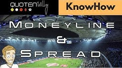Die Bedeutung von Moneyline & Spread bei Sportwetten