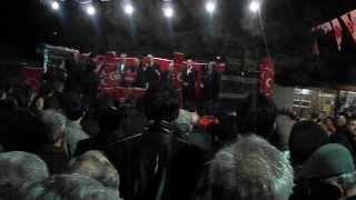 MHP Geyve Belediye Başkan Adayı Mehmet KIR Eşme Köyünde