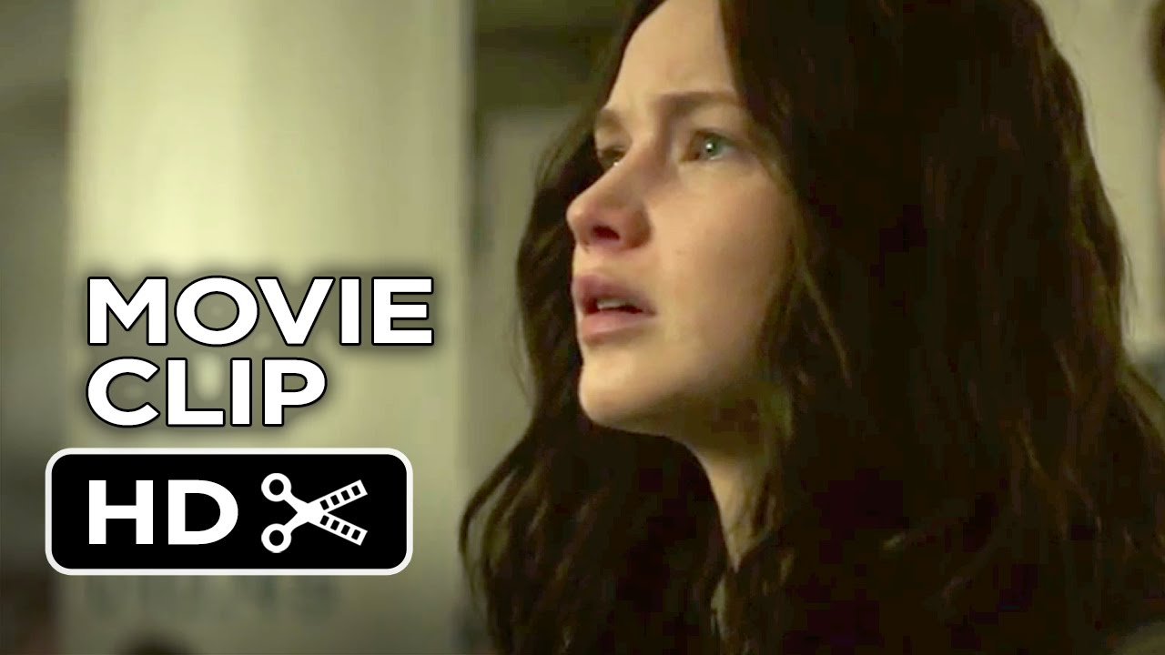 The Hunger Games: Mockingjay - Part 1 Official Clip #1 - You're Alive (2014) - THG Movie HD
