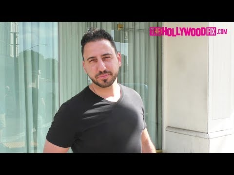 Josh Altman Speaks On The Keys To Success, Fame & Fortune While Running Errands In Beverly Hills