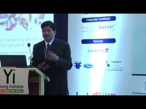 Yi Youth Conclave @ Hyderabad – 2014 : Plenary Session 3