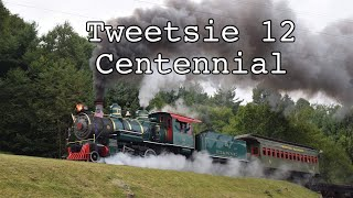 Tweetsie 12 Turns 100 - Tweetsie Railroad Heritage Weekend 2017