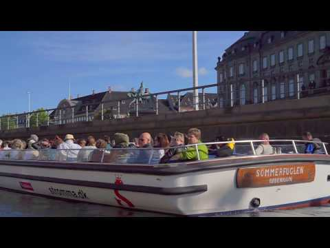 Canal Tours Copenhagen - May 20, 2017