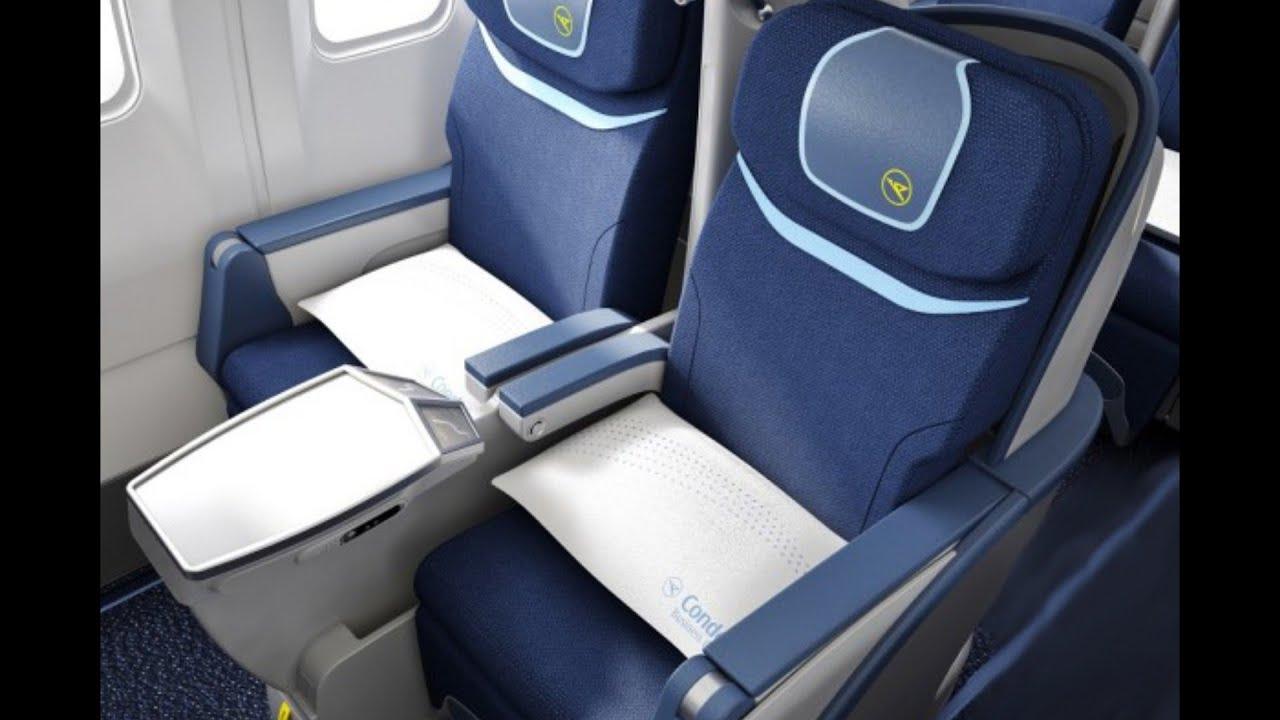 Condor Business class 767, condor airlines - YouTube