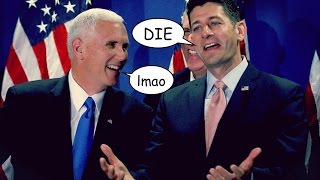 GOP Throws People With Pre-Existing Conditions Under a Bus to Repeal Obamacare