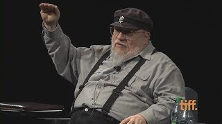 Download George RR Martin: I was Offered Movie Deals for Game of Thrones Mp3 and Videos
