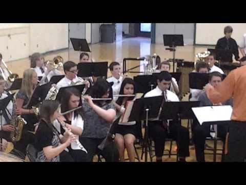 Beech Grove Middle School 8th Grade Band Conc