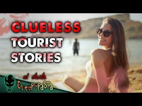 4 Island Tourist Horror Stories (feat. Mortis Media, Eden & More) | Al Dente Creepypasta 09