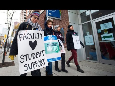 Ontario college strike ends after 5 weeks
