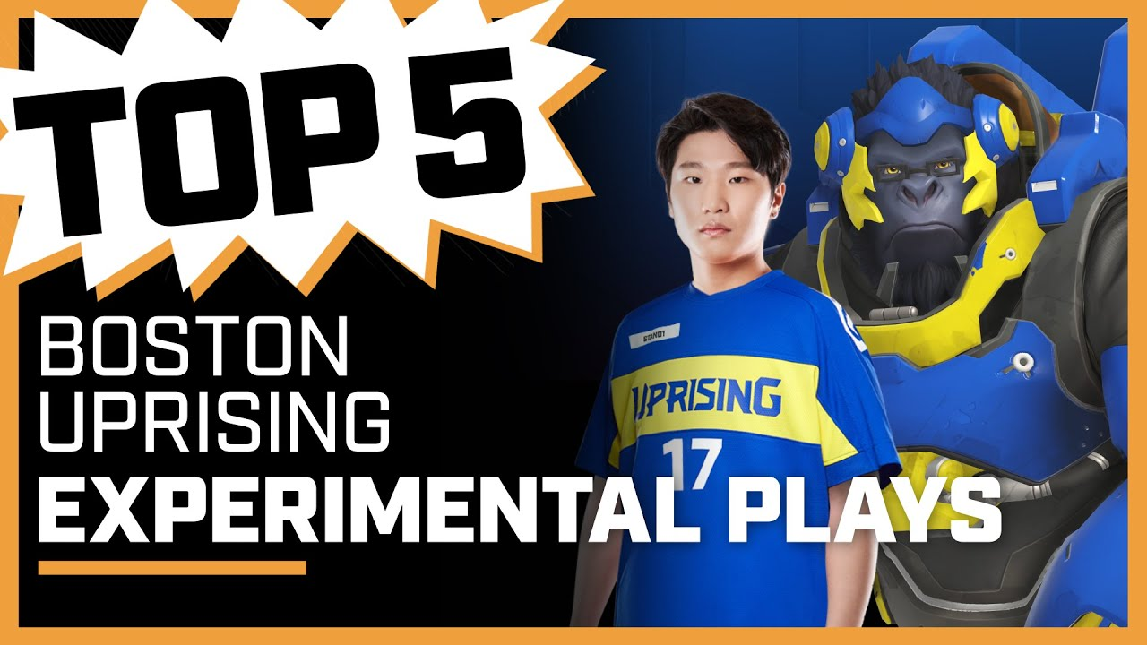 Stand1 Pops Off with Primal Boops! | Top 5 @Boston Uprising Experimental Card Plays