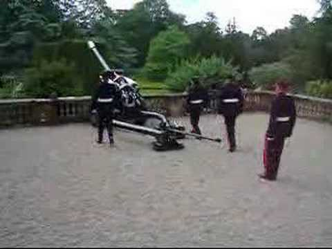 206 ulster battery royal salute hillsborough castle